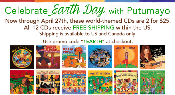 PWM - Earth Day Promotion