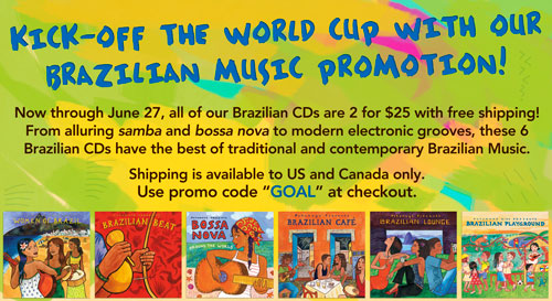PWM - World Cup Promotion